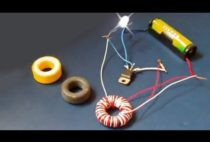 Joule thief 2  : Incroyables Expériences [62] Faire un joule thief 2 / Make a joule thief 2 / DIY