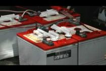 How to Install Solar Panels : Battery Banks for Solar Energy