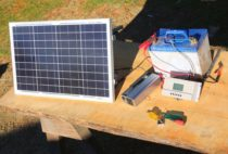 How to build  a basic portable solar power system -camping,boating,off grid living-