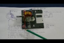 Ladron de Joules Ajustable (Diagrama y construccion)--Adjustable Joule Thief ( construction)